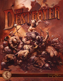 Frazetta - The Destroyer Tin Sign