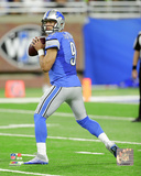 Matthew Stafford 2016 Action Photo