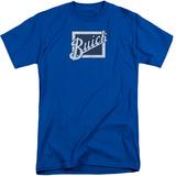 Buick- Distressed Block Grill (Big & Tall) T-Shirt