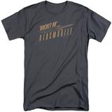 Oldsmobile- Retro Rocket 88 Logo (Big & Tall) T-Shirt
