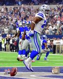 Ezekiel Elliott First NFL Touchdown- September 11, 2016 Photo