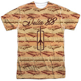 Oldsmobile- Delta 88 Collection Sublimated