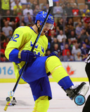 Gabriel Landeskog Team Sweden 2016 World Cup of Hockey Photo