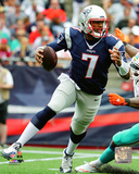 Jacoby Brissett 2016 Action Photo