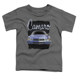 Toddler: Chevrolet- Camaro Front Side T-shirts
