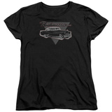 Womens: Buick- 1952 Roadmaster Distressed T-Shirt