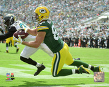 Jordy Nelson 2016 Action Photo