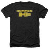 Hummer- H2 Block Logo Shirts
