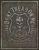 DTOM - Ghost Squad Tin Sign