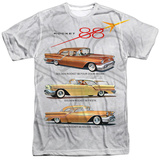 Oldsmobile- Delta 88 Golden Rockets Shirts