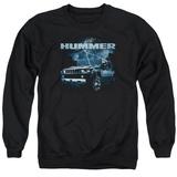 Crewneck Sweatshirt: Hummer- Stormy Ride Shirts