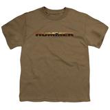 Youth: Hummer- Hummer Sunset Logo Shirts