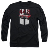 Long Sleeve: Oldsmobile- 442 Muscle Long Sleeves