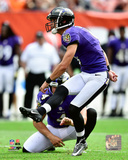 Justin Tucker 2016 Action Photo