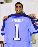 Marcus Mariota 2015 NFL Draft 2 Pick Photo