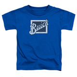Toddler: Buick- Distressed Block Grill T-Shirt