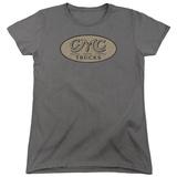 Womens: GMC- Vintage Oval Logo T-Shirt