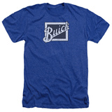 Buick- Distressed Block Grill T-shirts