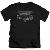 Juvenile: Buick- 1952 Roadmaster Distressed T-shirts