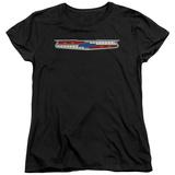 Womens: Chevrolet- 56 Bel Air Shield T-shirts