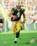 Brett Favre 1992 Action Photo