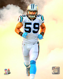 Luke Kuechly 2016 Action Photo