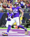 Kyle Rudolph 2016 Action Photo