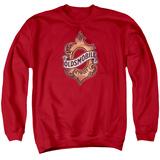 Crewneck Sweatshirt: Oldsmobile- Detroit Crest Shirts