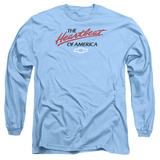 Long Sleeve: Chevrolet- Heartbeat Of America Shirt
