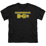 Youth: Hummer- H2 Block Logo T-Shirt
