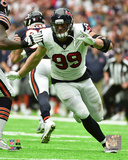 J.J. Watt 2016 Action Photo