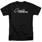 Chevrolet- Chrome Vette Stingray Logo Shirts