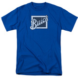 Buick- Distressed Block Grill Shirts