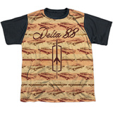 Youth: Oldsmobile- Delta 88 Collection Black Back T-shirts