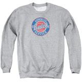 Crewneck Sweatshirt: Buick- Authorized Service Badge T-shirts