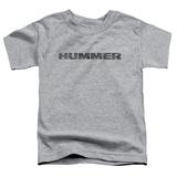 Toddler: Hummer- Distressed Hummer Logo Shirts