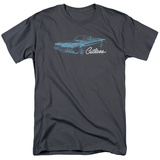 Oldsmobile- Distressed 68 Cutlass Artwork T-Shirt
