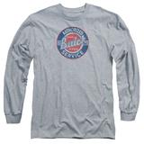 Long Sleeve: Buick- Authorized Service Badge T-Shirt