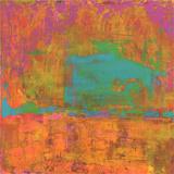 Hifi Abstract II Poster by Elena Ray