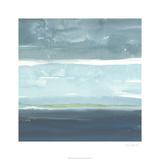 Teal Horizon II Limitierte Auflage von Rob Delamater