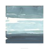 Teal Horizon I Limitierte Auflage von Rob Delamater