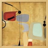 Logic & Balance I (silver) Prints by Danielle Hafod