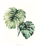 Tropical Plant II Prints by Grace Popp