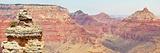 Grand Canyon Panorama VI Prints by Sylvia Coomes