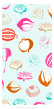 Fruit Juice I Print by Prunis Dulcis