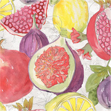 Fruit Medley I Prints by Leslie Mark