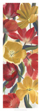 Tulip Array Panel I Prints by Sandra Iafrate