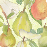 Pear Medley II Prints by Leslie Mark