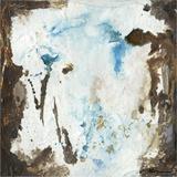 Blue Cliffs II Art by Joyce Combs