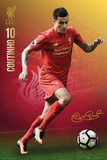 Liverpool F.C.- Coutinho 16/17 Plakater